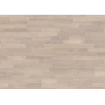 Паркет TER HURNE B06 OAK LIGHT BEIGE 3-STRIP 1280 2390x200x13 фото